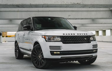 Land Rover HSE Supercharged