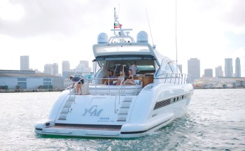 72' Mangusta YCM.