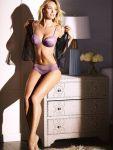 Candice Swanepoel - Victoria's Secret Lingerie Photoshoot