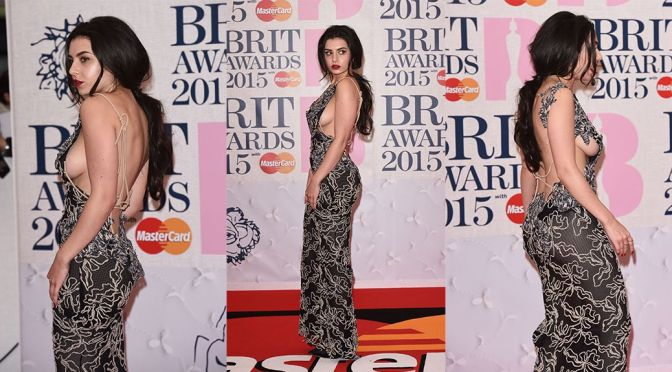 Charli XCX – BRIT Awards in London