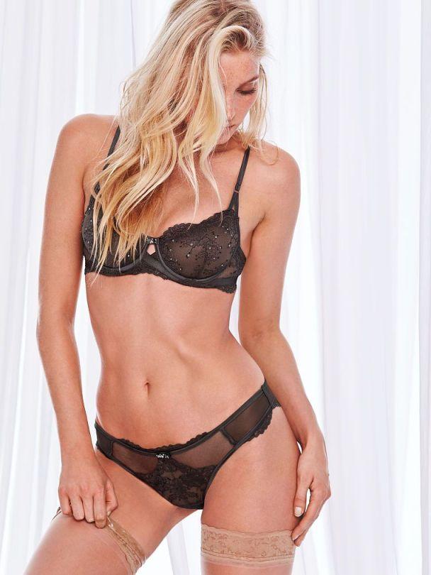 Elsa Hosk - Victoria's Secret Bikini & Lingerie Photoshoot