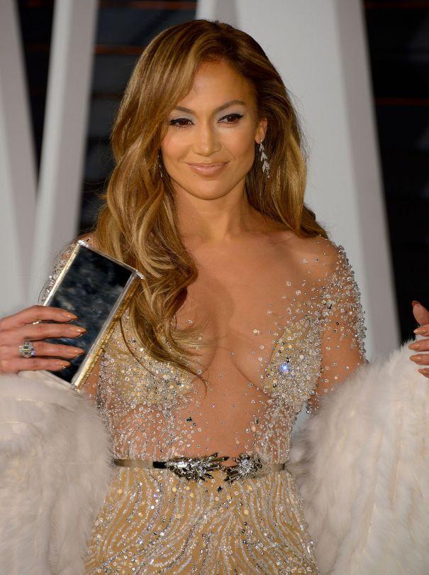Jennifer Lopez - Vanity Fair Oscar Party in Hollywood
