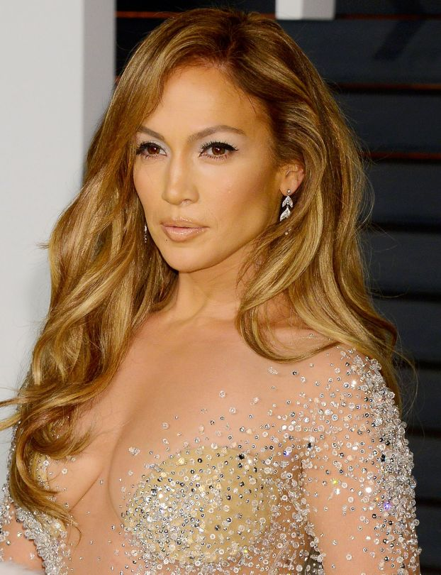 Jennifer Lopez - Vanity Fair Oscar Party in Hollywood
