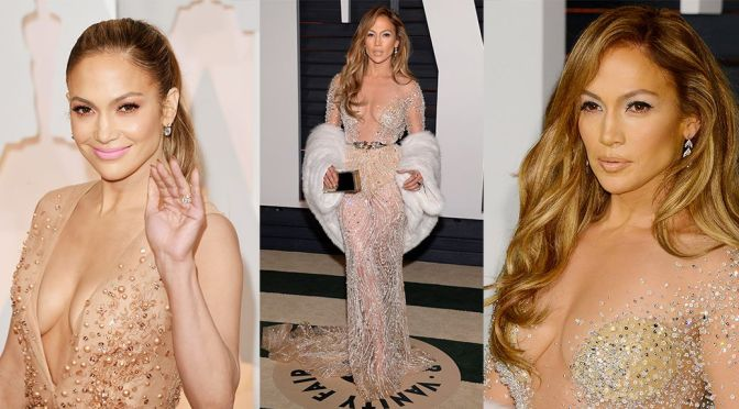 Jennifer Lopez – Vanity Fair Oscar Party in Hollywood