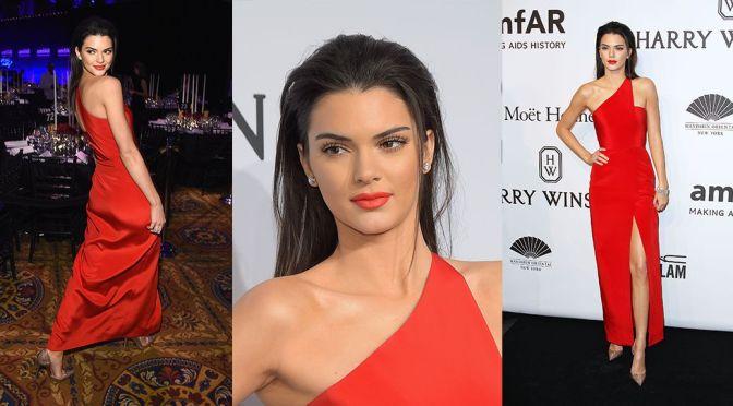 Kendall Jenner – 2015 amfAR Gala in New York