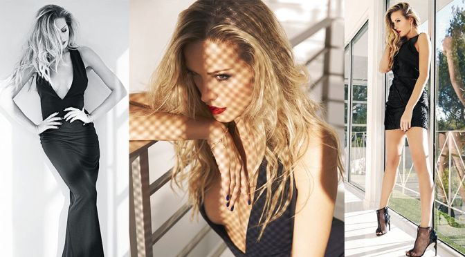 "Petra Nemcova - ""Modern Luxury Angeleno"" Photoshoot"