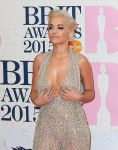 Rita Ora - BRIT Awards in London