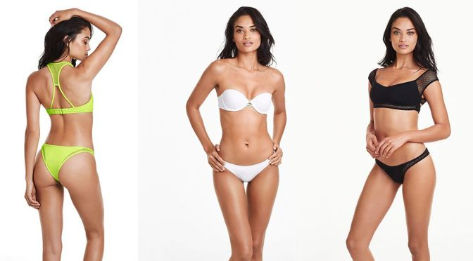 Shanina Shaik – Victoria's Secret Photoshoot