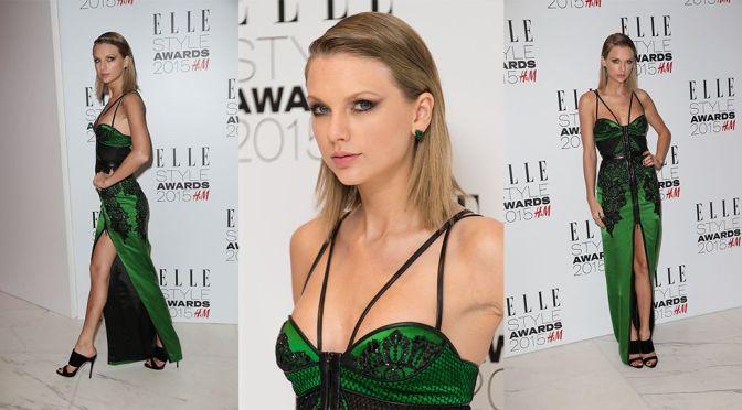 Taylor Swift - Elle Style Awards in London
