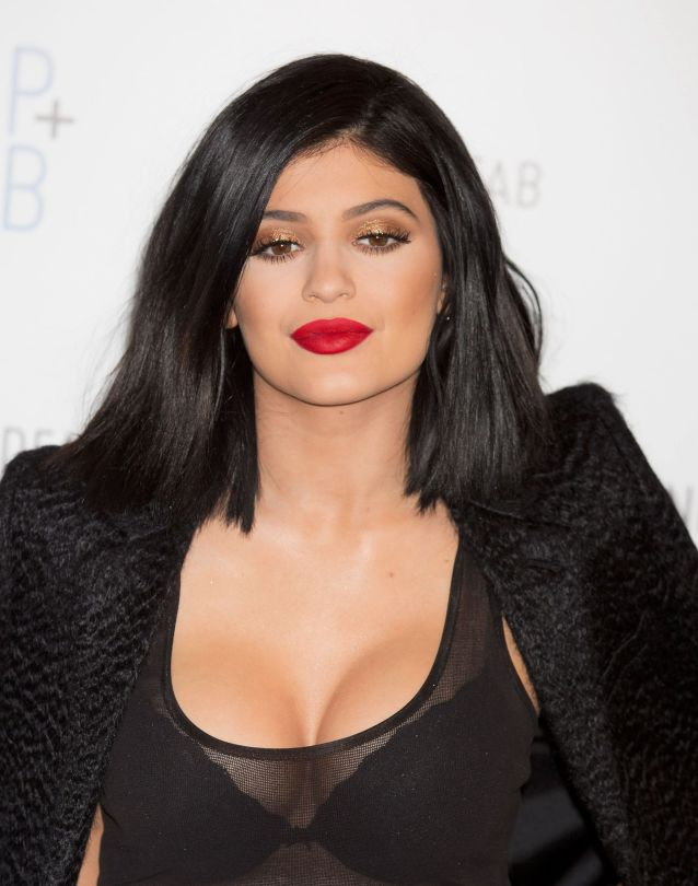 Kylie Jenner - Nip + Fab Photocall in London