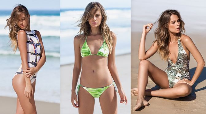 Barbara Di Creddo – Lenny Niemeyer Swimwear Photoshoot