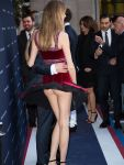 Behati Prinsloo - Tommy Hilfiger Boutique Opening in Paris