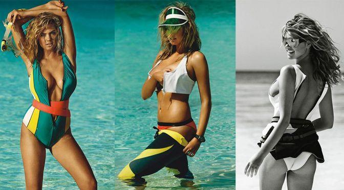 Kate Upton – Vogue UK Magazine Photoshoot