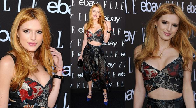 Bella Thorne – 6th Annual ELLE Women In Music in Hollywood