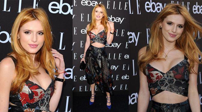 Bella Thorne – 6th Annual ELLE Women In Music in Hollywood