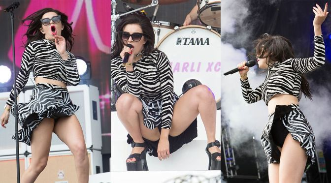 Charli XCX – BBC Radio 1's Big Weekend 2015 in London