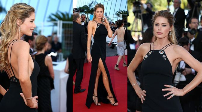 "Doutzen Kroes – ""Youth"" Premiere in Cannes"