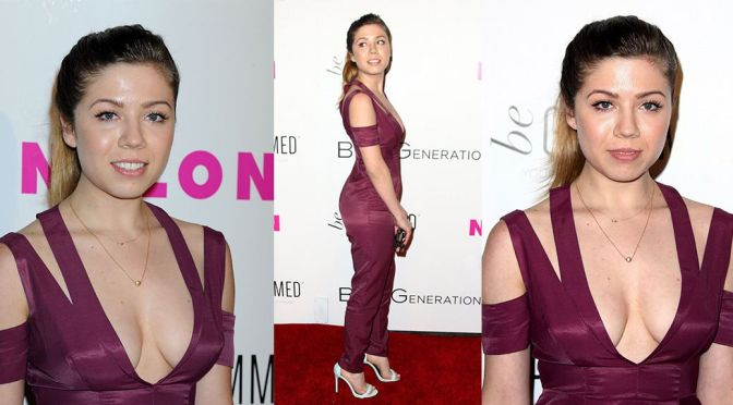Jennette McCurdy – NYLON Young Hollywood Party in West Hollywood