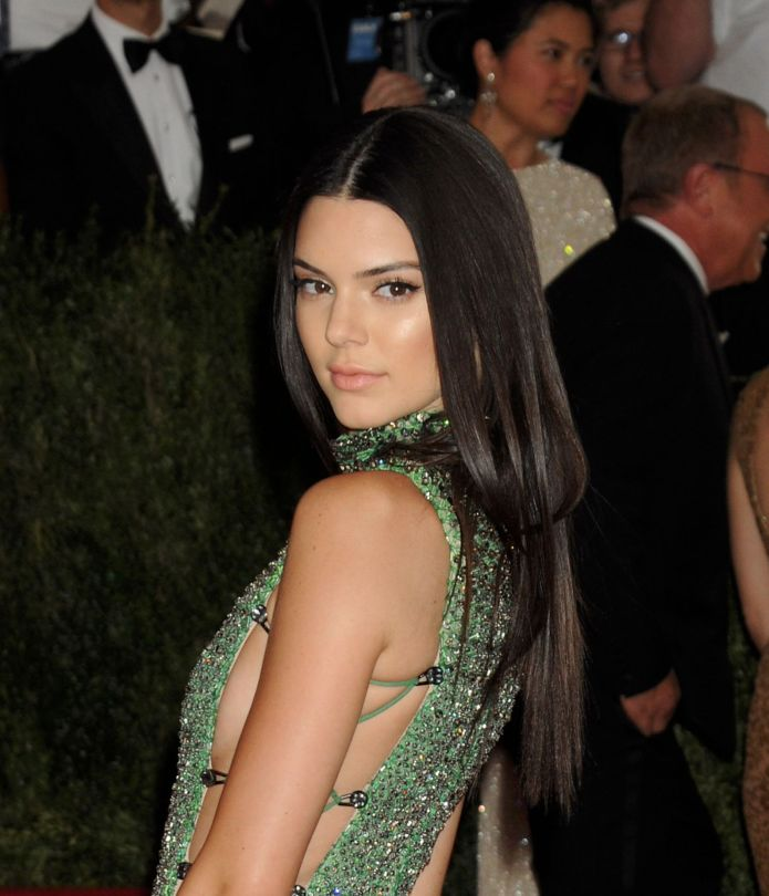 Kendall Jenner - China Through The Looking Glass Costume Institute Gala
