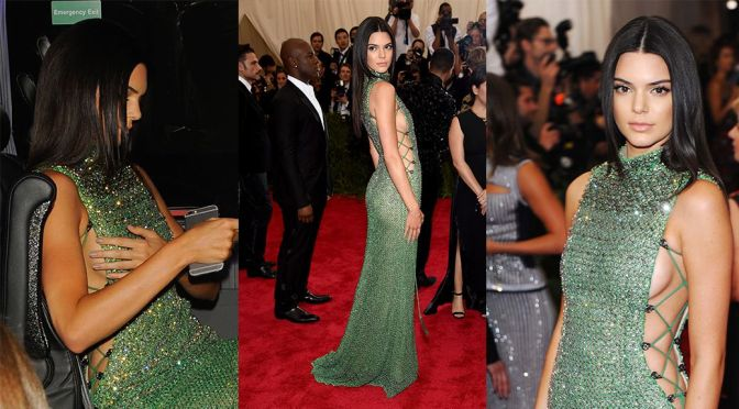 Kendall Jenner – China Through The Looking Glass Costume Institute Gala