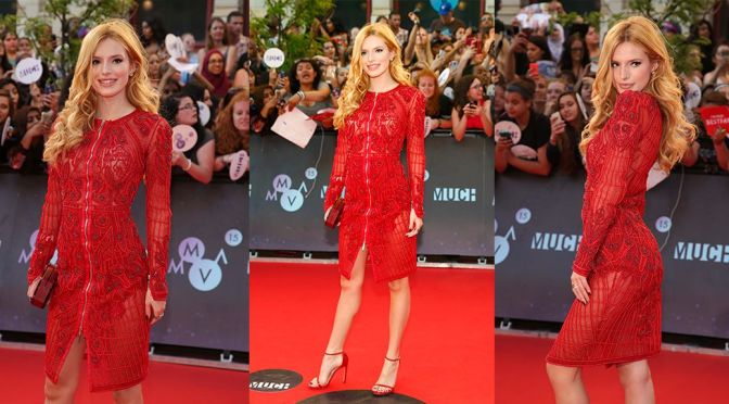 Bella Thorne – 2015 MuchMusic Video Awards