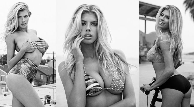 Charlotte McKinney – Galore Magazine  – The Summer Bobmshell Guide 2015