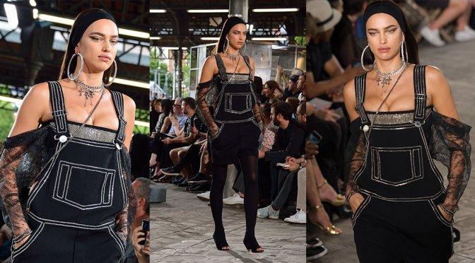 "Irina Shayk – ""Givenchy"" Fashion Show in Paris"