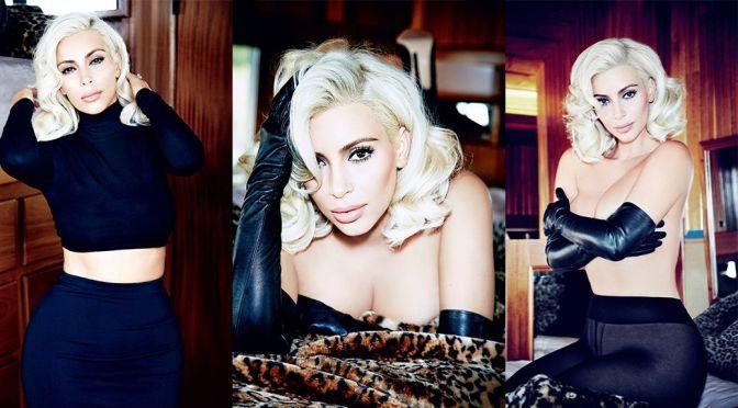 Kim Kardashian – Vogue Brazil Magazine Photoshoot (June 2015)