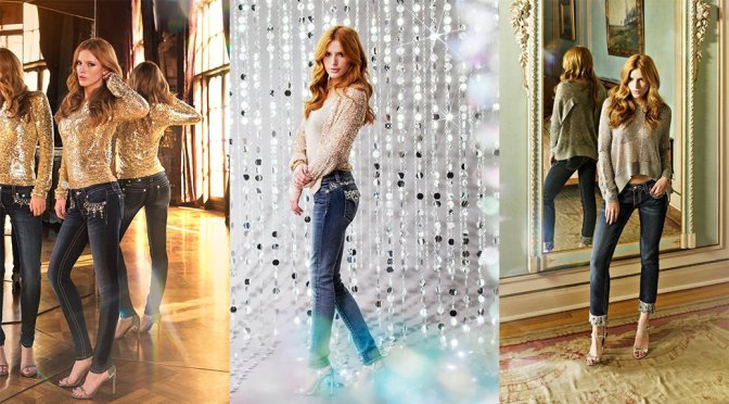 """Bella Thorne – """"Miss Me"""" Jeans Campaign"""