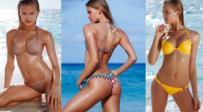 Vita Sidorkina – Victoria's Secret Bikini Photoshoot