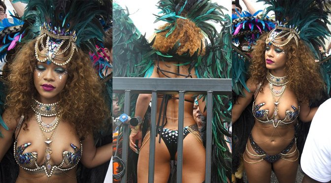 Rihanna – Kadooment Day in Barbados