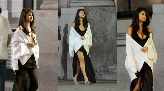 "Selena Gomez – ""Same Old Love"" Music Video Set in Los Angeles"