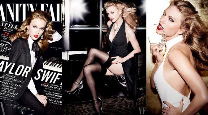 Taylor Swift – Vanity Fair Magazine Photoshoot (September 2015)