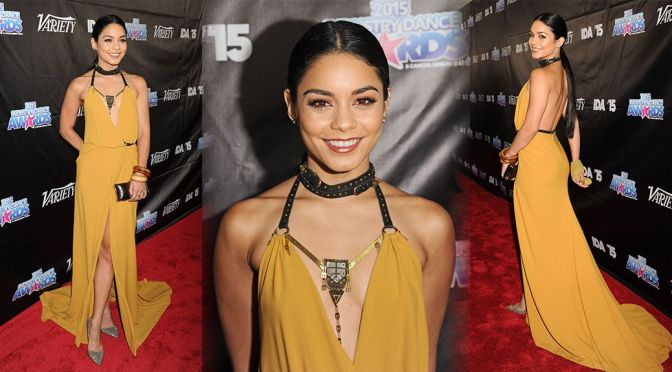 Vanessa Hudgens – 2015 Industry Dance Awards in Hollywood