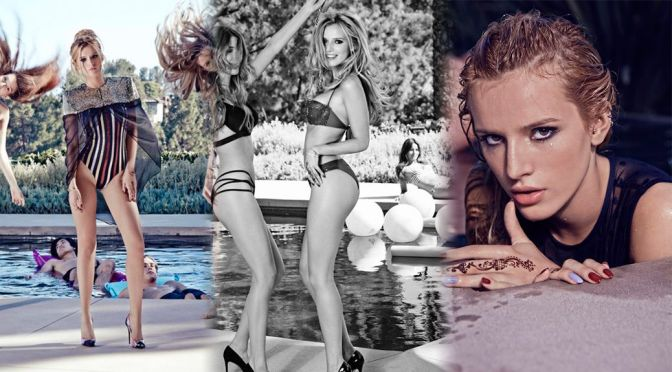 Bella Thorne – Flaunt Magazine Photoshoot (Issue 143) (MQ)