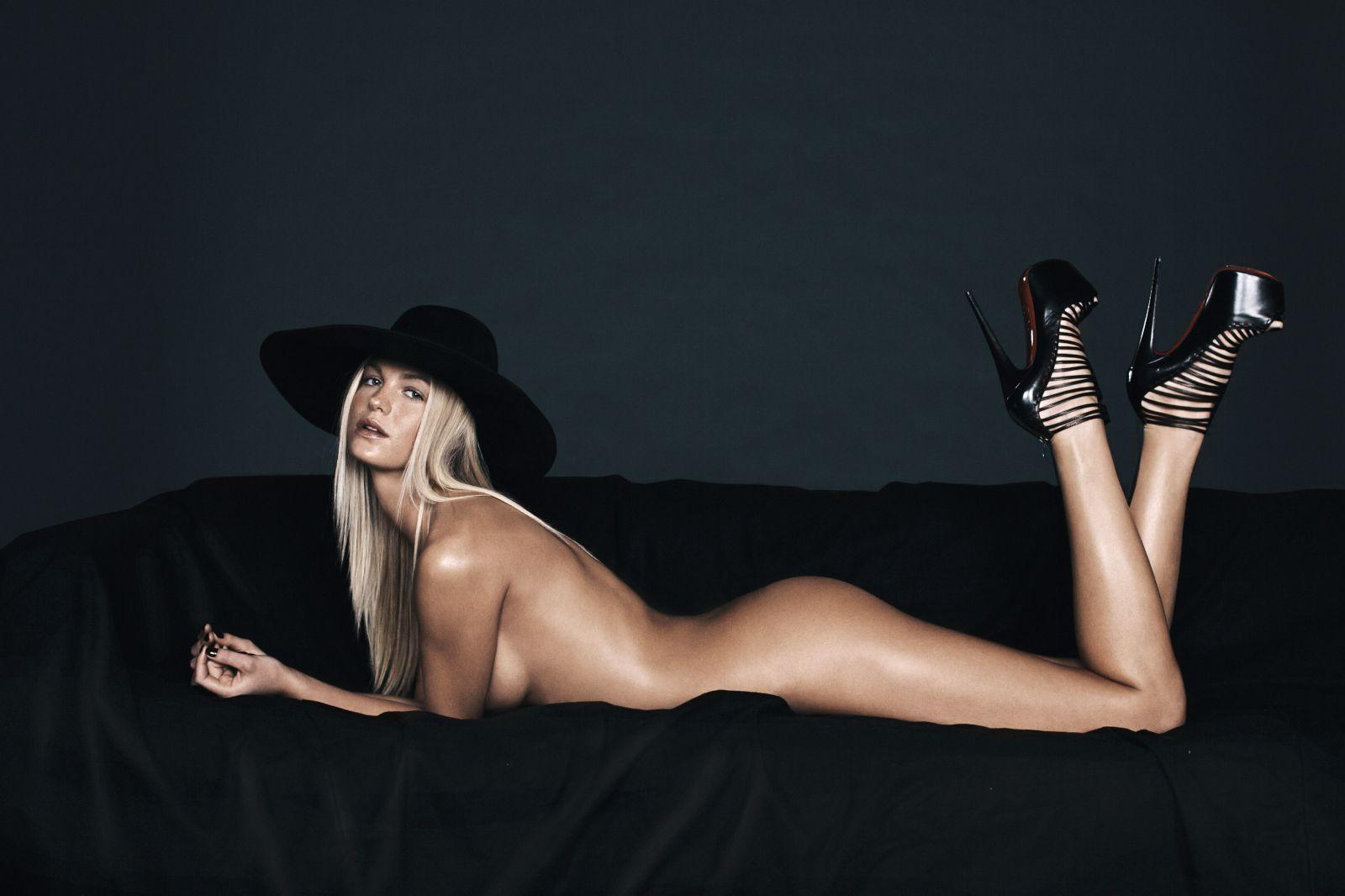 Naked seksikäs cheerleader taustakuvia-4049