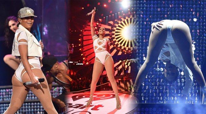 Jennifer Lopez – 2015 iHeartRadio Music Festival in Las Vegas