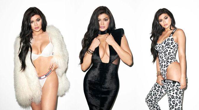 Kylie Jenner – Galore Magazine Photoshoot