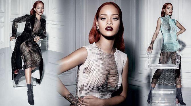 Rihanna – Dior Magazine Photoshoot
