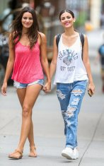 Victoria Justice & Madison Reed