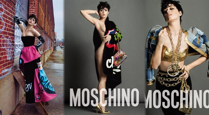 Katy Perry – Moschino Fall/Winter 2015/2016 Photoshoot