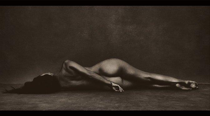 "Kourtney Kardashian - ""Metallic Life"" Photoshoot by Brian Bowen Smith"