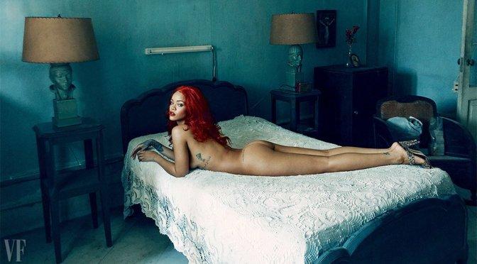 Rihanna - Vanity Fair Magazine Photoshoot (November 2015)