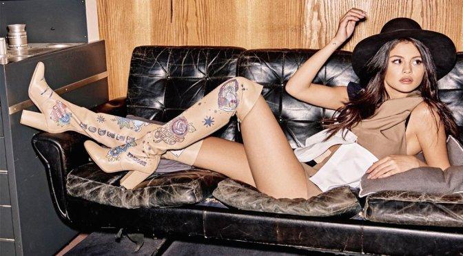 Selena Gomez – Grazia Magazine Photoshoot (October 2015)