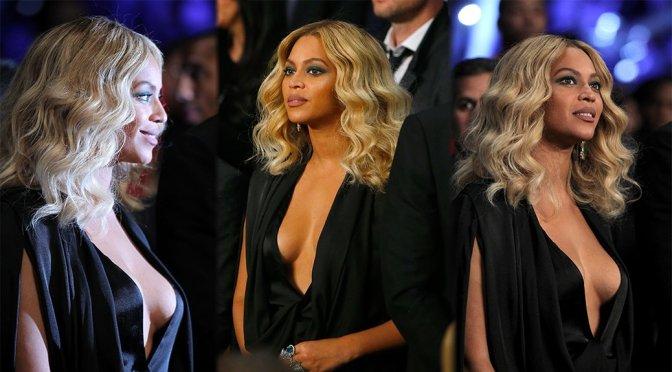 Beyonce – Braless Candids in Las Vegas