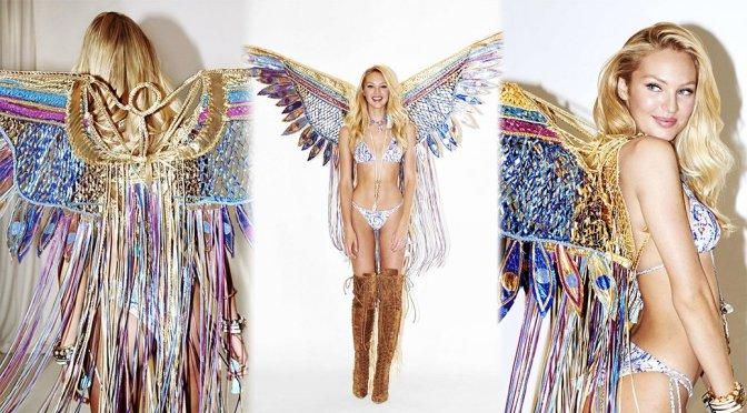 Candice Swanepoel – Victoria's Secret Fittings