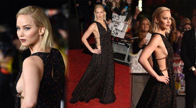 "Jennifer Lawrence - ""The Hunger Games: Mockingjay Part 2"" Premiere in London"