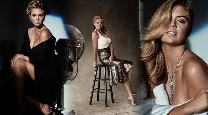 Kate Upton – Harpers Bazaar Australia Magazine (December 2015)