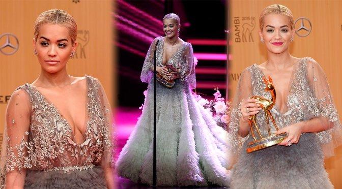 Rita Ora – Bambi Awards 2015 in Berlin