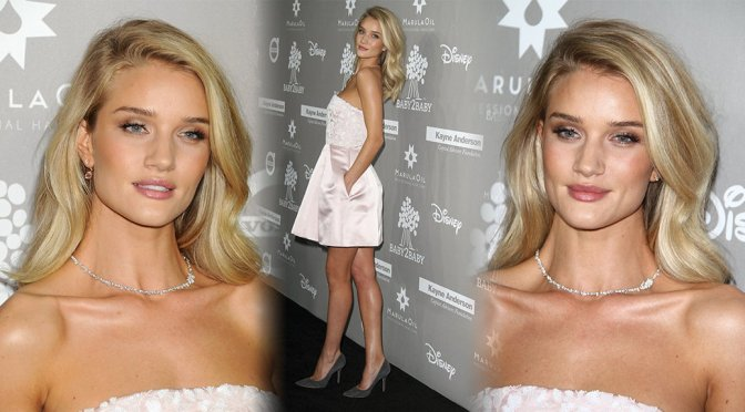 Rosie Huntington-Whiteley – 2015 Baby2Baby Gala in Culver City